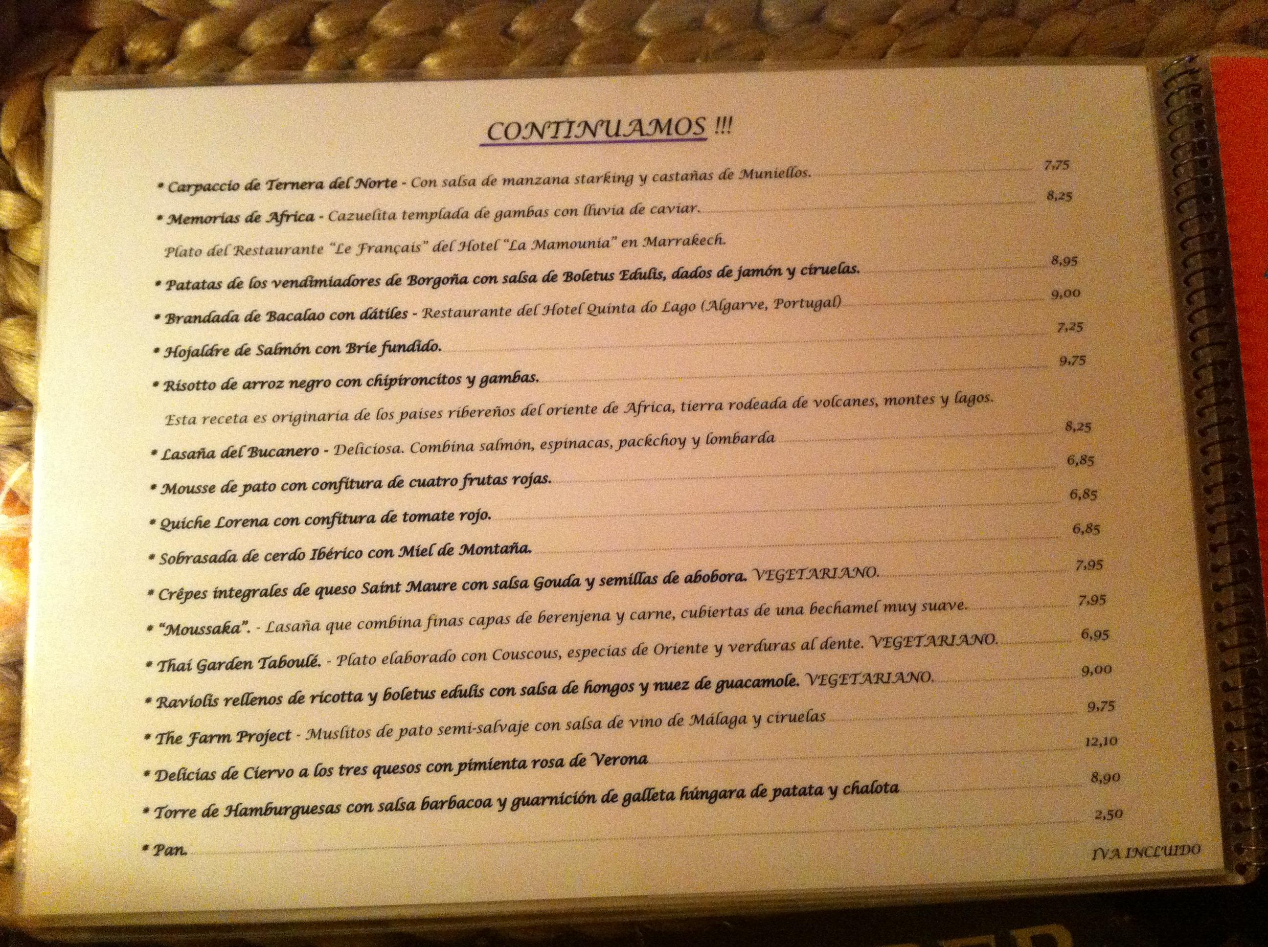 Vive la magia de 39 el jard n secreto 39 doordresser doordresser blog - Restaurante el jardin secreto ...
