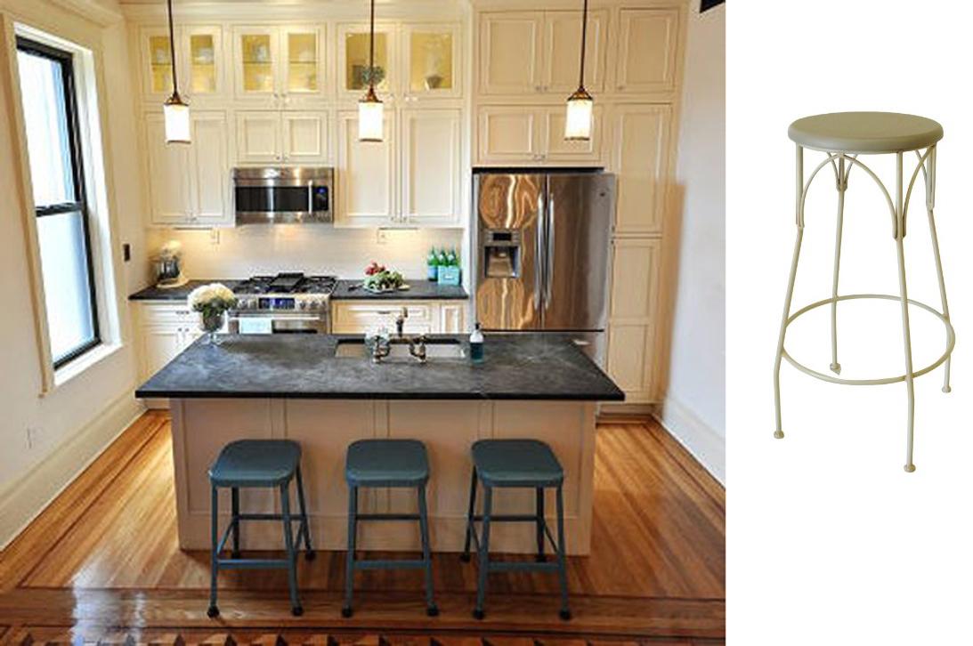 A lo modern family la casa de los dunphy doordresser doordresser blog - Banquetas para cocina ...
