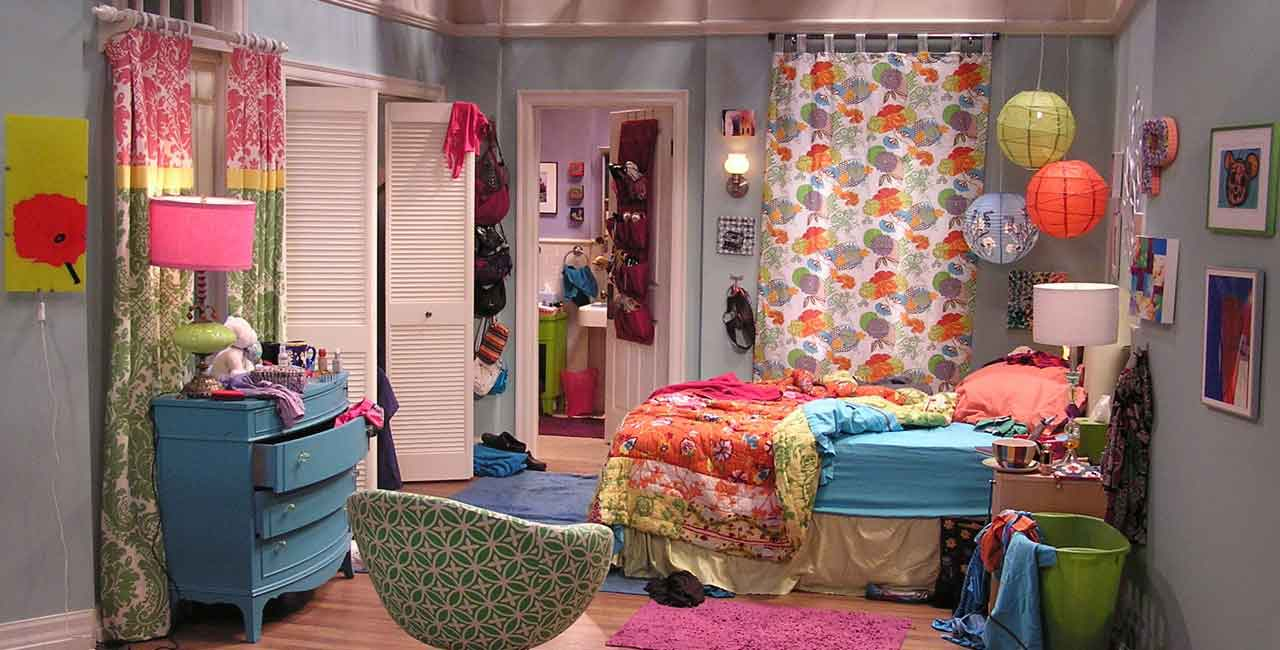 El De Penny Puede Ser Tu Piso Doordresser Doordresser Blog # Muebles Big Bang Theory