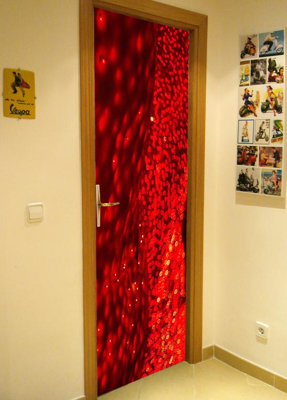 Navidad en tus puertas doordresser for Arreglo para puertas de navidad