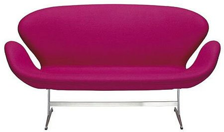 Sofá Swan Arne Jacobsen