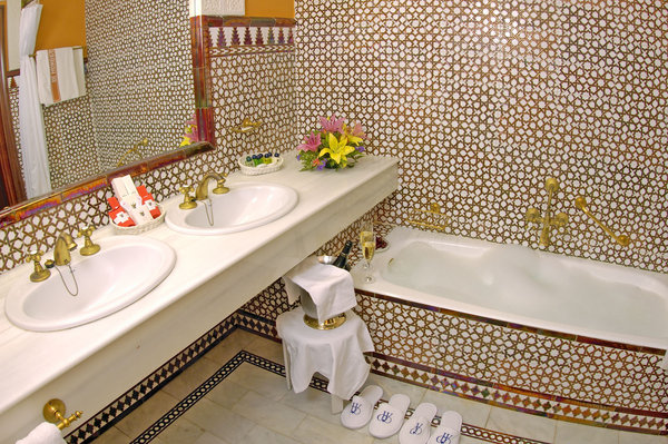 Baño Hotel Alhambra Palace