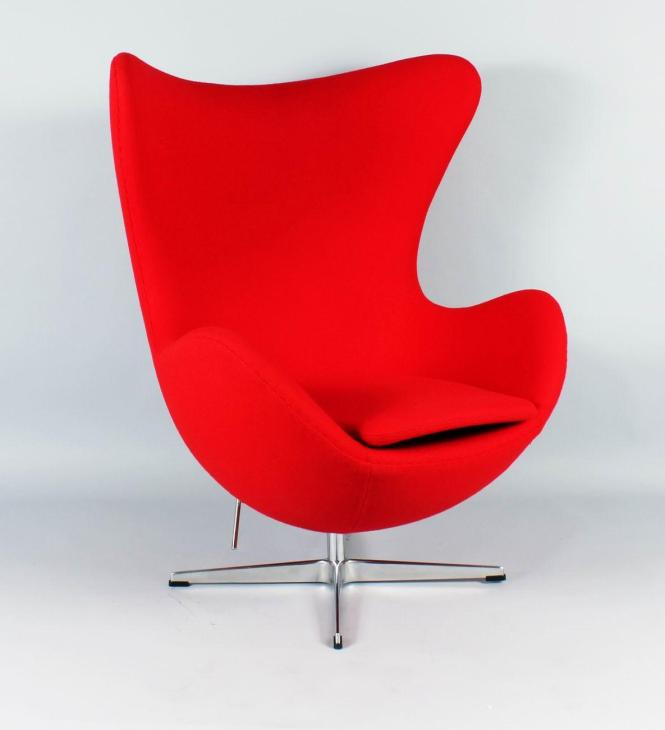 Silla Egg Arne Jacobsen