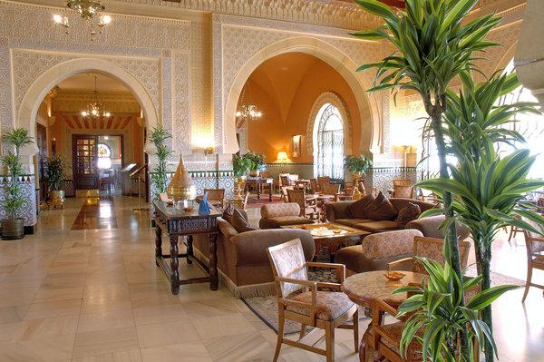 Lobby Hotel Alhambra Palace