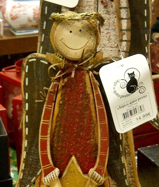 Decoración adornos de Navidad A Loja do Gato Preto