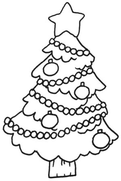 Plantillas adornos de Navidad