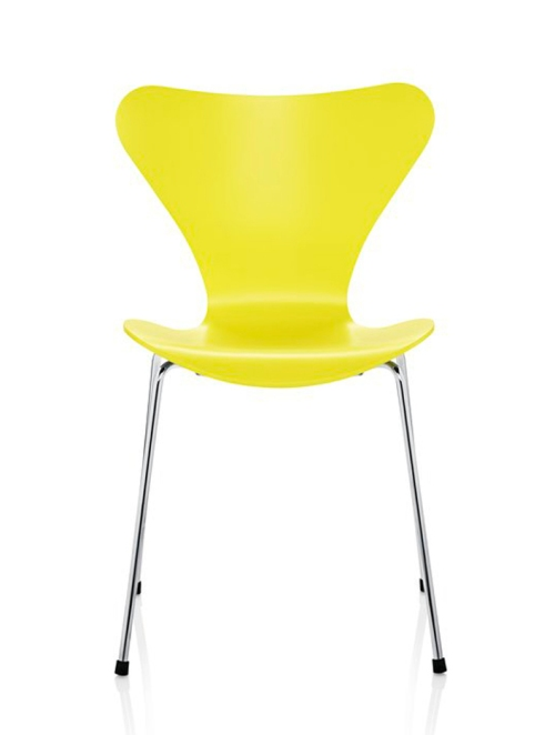 Silla 3107 Número siete Arne Jacobsen