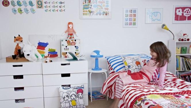 Habitación niños Ikea